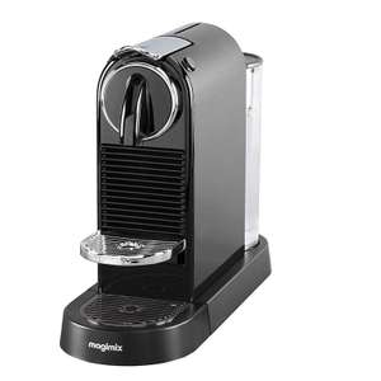 Nespresso Citiz Coffee Machine, Black by Magimix now £74.99 delivered at Amazon