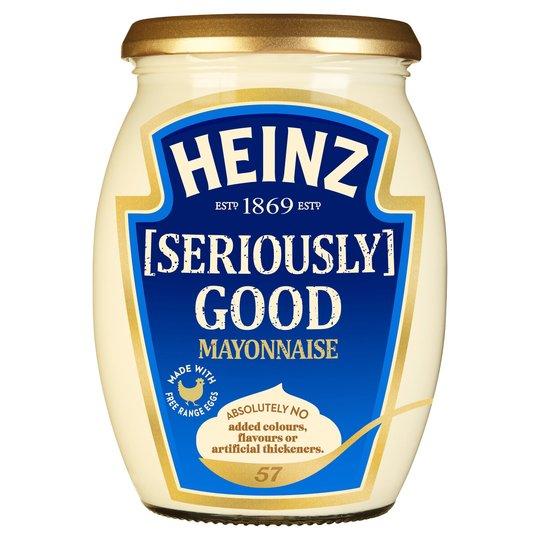 Heinz Mayo 460g Poundstretcher £0.69 instore