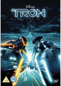 Tron: Legacy DVD now £2.39 delivered at Base