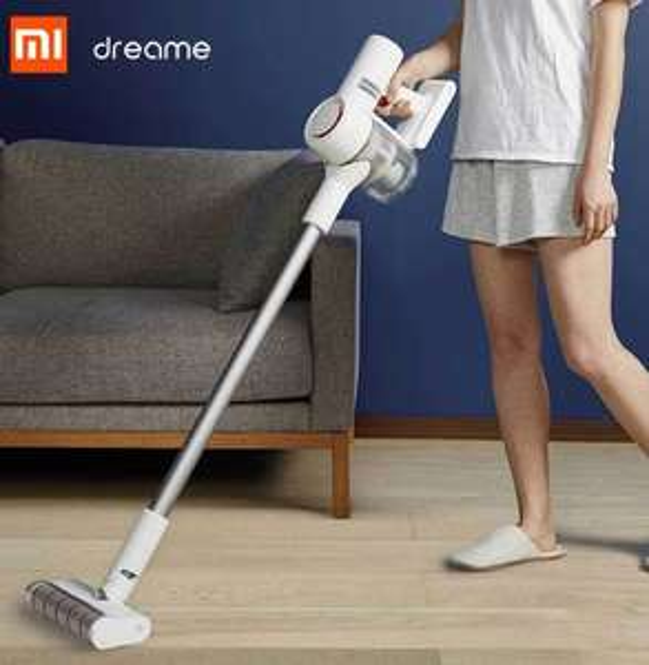 Xiaomi Dreame V9 vacuum handheld vacuum cleaner  for £164.47 at AliExpress/TechPlus