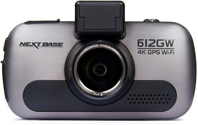 Nextbase 612GW 4K Dash Cam (+ £10 Voucher) for £98.10 With Code Delivered or C&C @ Halfords