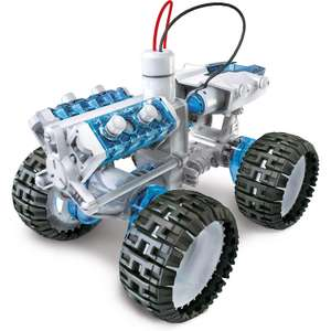 The Source 4x4 Salt Water Engine Car Kit Educational Toy £14.62 Sold by In The Know and Fulfilled by Amazon
