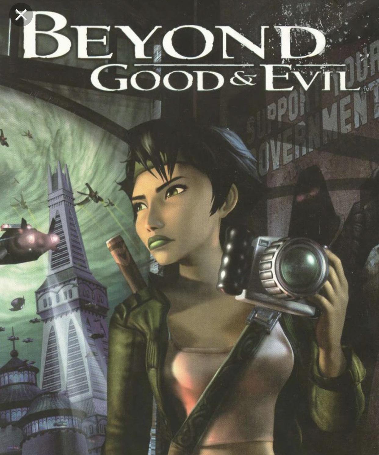 Beyond Good & Evil HD (Xbox 360/Xbox one) £2.22 @ Microsoft store