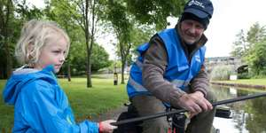 Free fishing events courtesy of canal & rivers trust