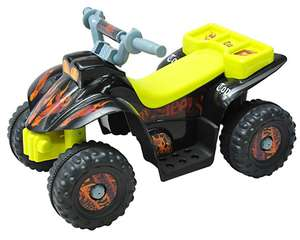 Ride-On Electric Car With Lights and Music - 2 Colours £29.99 at GoGroopie (+£14.99 delivery charge)