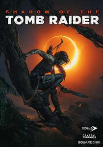 Shadow of the Tomb Raider (Steam PC) £10.99 / Deluxe Extras £1.59 @ GamesPlanet