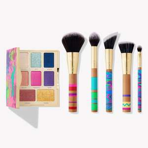 Tarte cosmetics free delivery to UK and £1 lip paint - £38