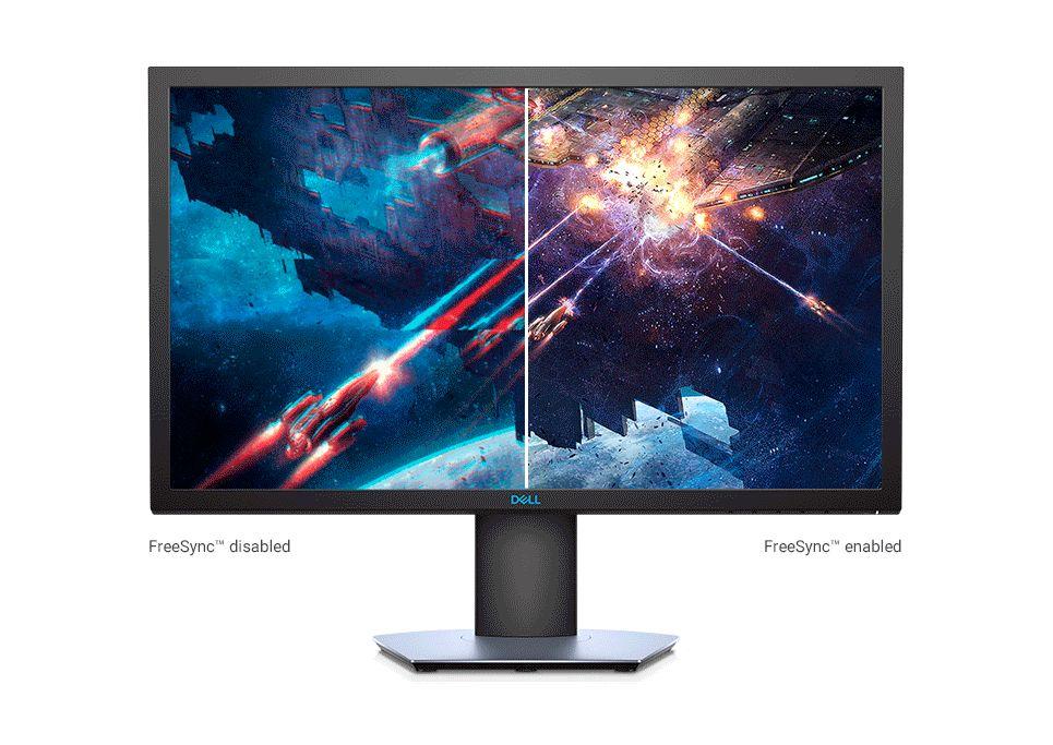 """Dell 24"""" S2419HGF Monitor - 1080p, 144Hz, 1ms, TN, FreeSync (G-Sync Compatible) - £166 @ Dell"""