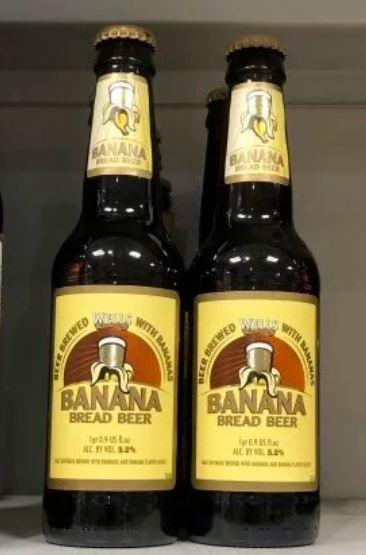 330ml Wells Banana Bread Ale 59p - Home Bargains