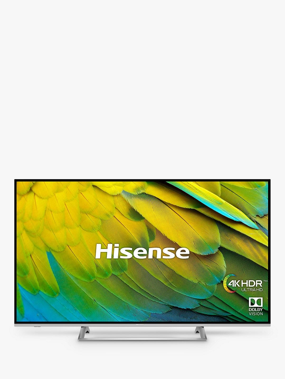 """Hisense H55B7500UK (2019) LED HDR 4K Ultra HD Smart TV, 55"""" John Lewis & Partners , Secretly Reduced £479 (429 via cashback)"""