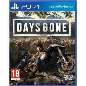 [PS4] Days Gone £28.95 delivered @ The Game Collection