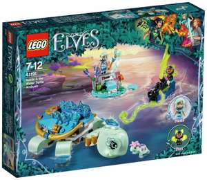 LEGO Elves Naida and the Guardian Water Turtle - 41191 £15.99 @ Argos eBay
