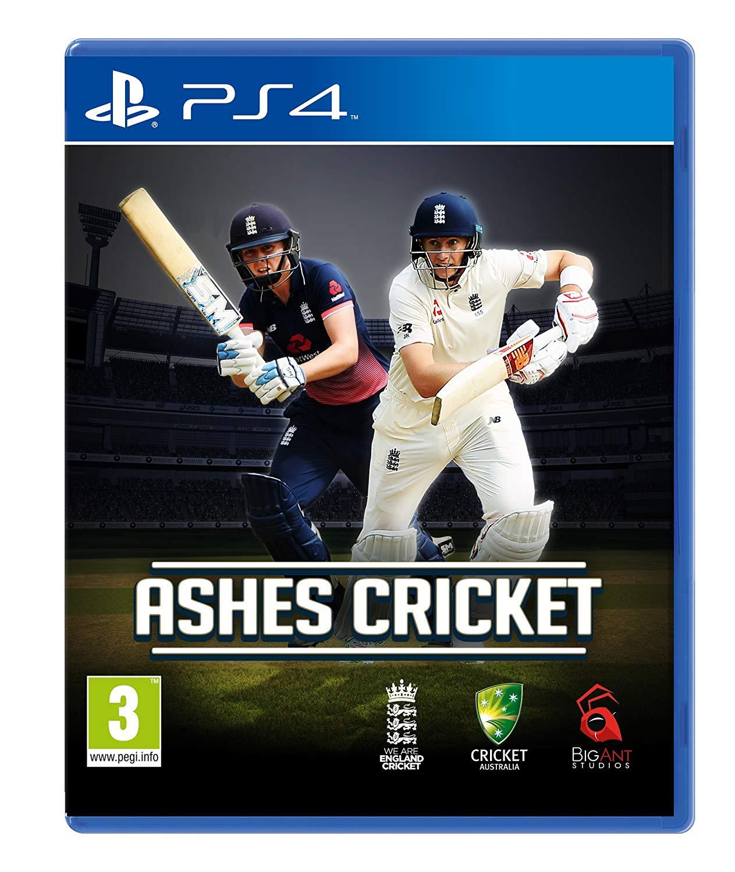 Ashes Cricket PS4 £1 at B&M instore