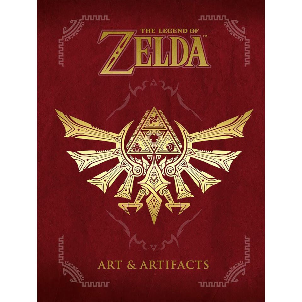 The Legend of Zelda: Arts and Artefacts @ Zavvi £12.18