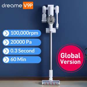 Dreame V9P Handheld Wireless Vacuum Cleaner (EU Shipping) £161.53 Delivered using coupons @ AliExpress