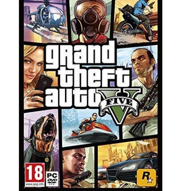 Grand Theft Auto V 5 (GTA 5) PC £8.49 at CDKeys