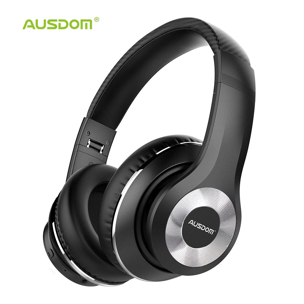 Ausdom ANC10 Active Noise Cancelling Bluetooth Wireless Headphones £24.17 @ AliExpress