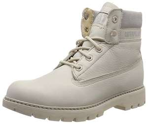 CAT Footwear Women's Lyric Ankle Boots Peyote Light Grey Size 8 only, £26.63@Amazon (2 others also in posting)