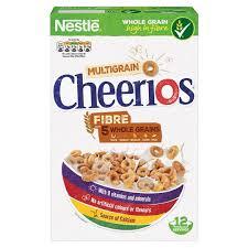 Nestle Cheerios 375g  £1 @ Asda