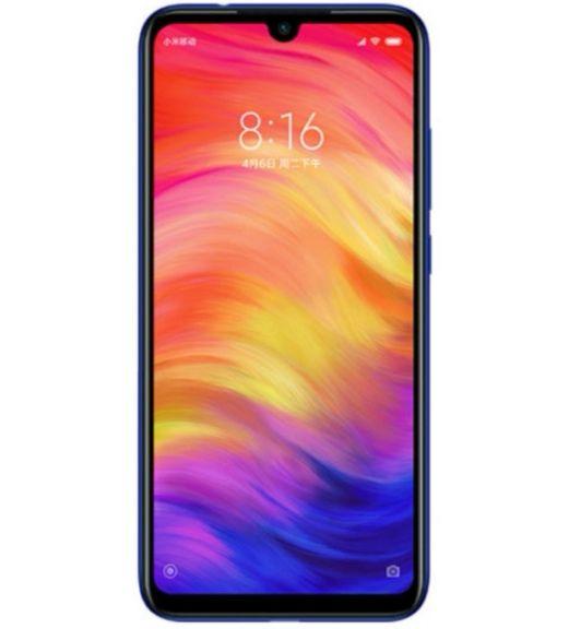 Xiaomi Redmi Note 7 4GB/64GB Dual sim - Neptune Blue £125.39 @ Eglobal
