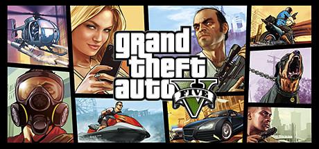 GTA 5 (PC) @ Steam for £12.49