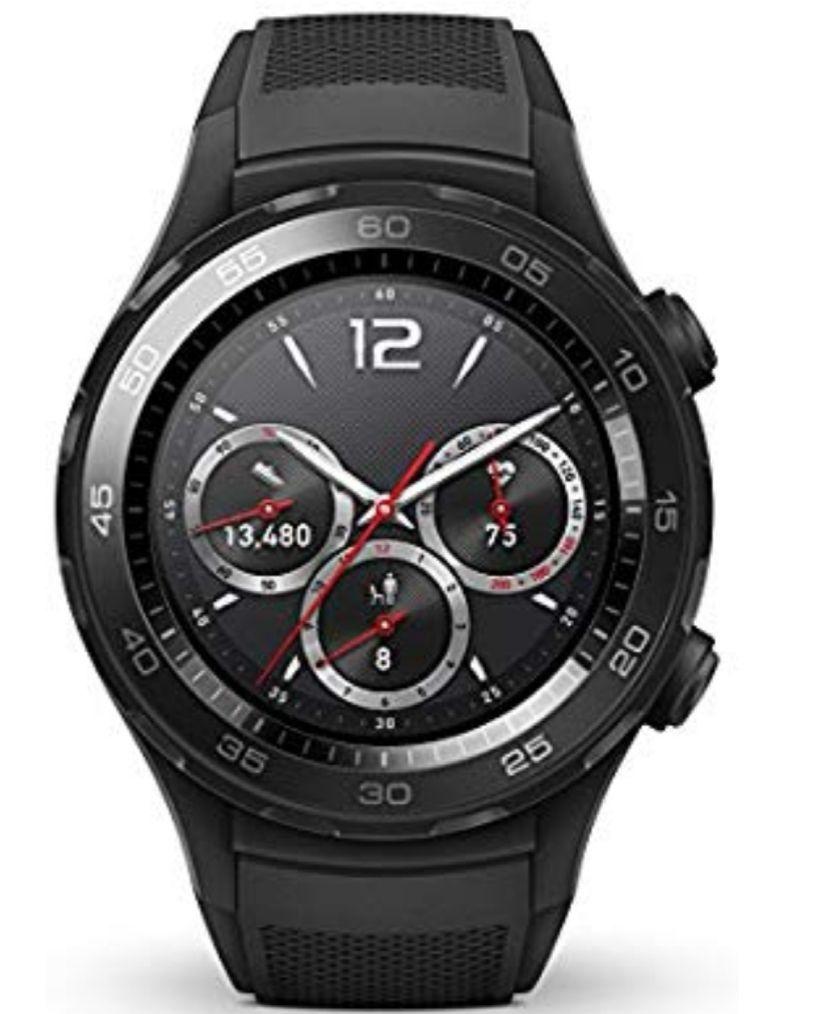 Huawei Watch 2 Smartwatch GPS Sports £137.99 / 4G Version £165.99 @ Amazon