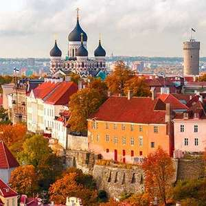 9 night Baltic cruise from £439 per person NCL cruise only