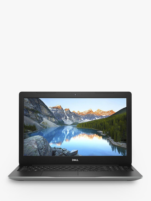 """Dell Inspiron 15 3585 Laptop, AMD Ryzen 5, 8GB RAM, 256GB SSD, 15.6"""" Full HD, Silver - 2 year warranty - £449.99 @ John Lewis & Partners"""