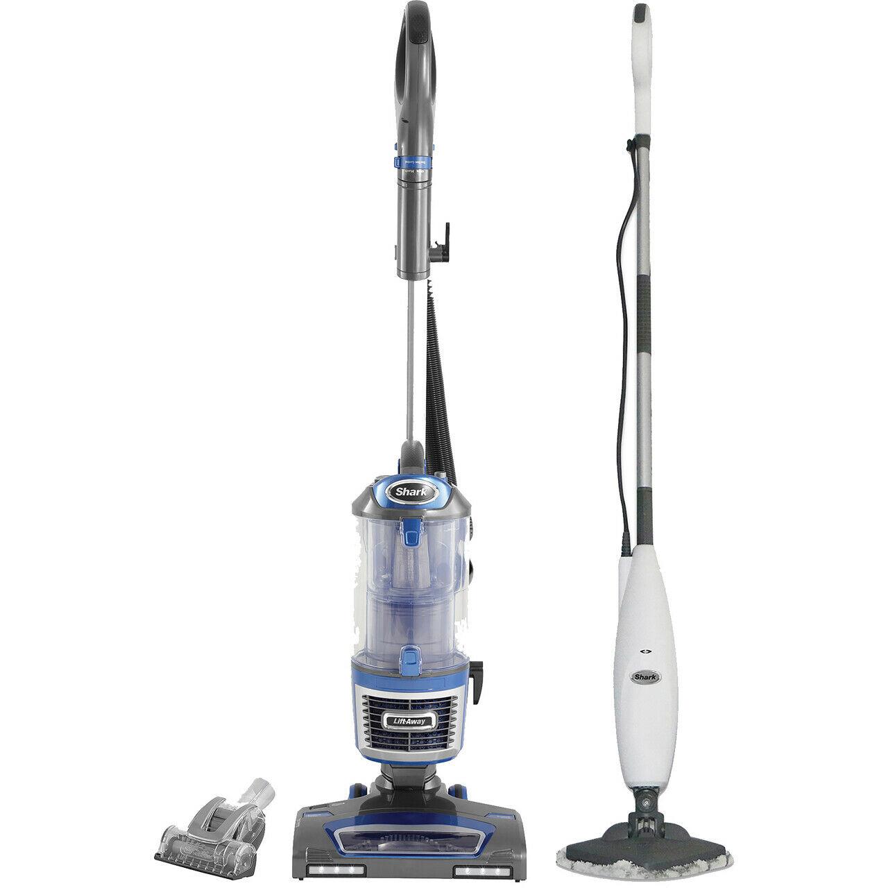 Shark NV601S3255UK Upright Vacuum Cleaner Bundle Hepa Filter Bagless 5 Year £199 AO on eBay