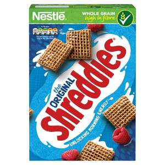 Nestle Shreddies Original Cereal 415G £1.05 @ Tesco