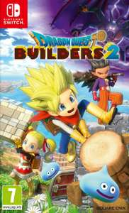 Dragon Quest Builders 2 (Nintendo Switch) £37.36 @ The Game Collection Outlet eBay