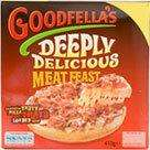 Goodfellas Deeply Delicious *MEATBALLS* Pizza only £1 at Asda (New Variety)