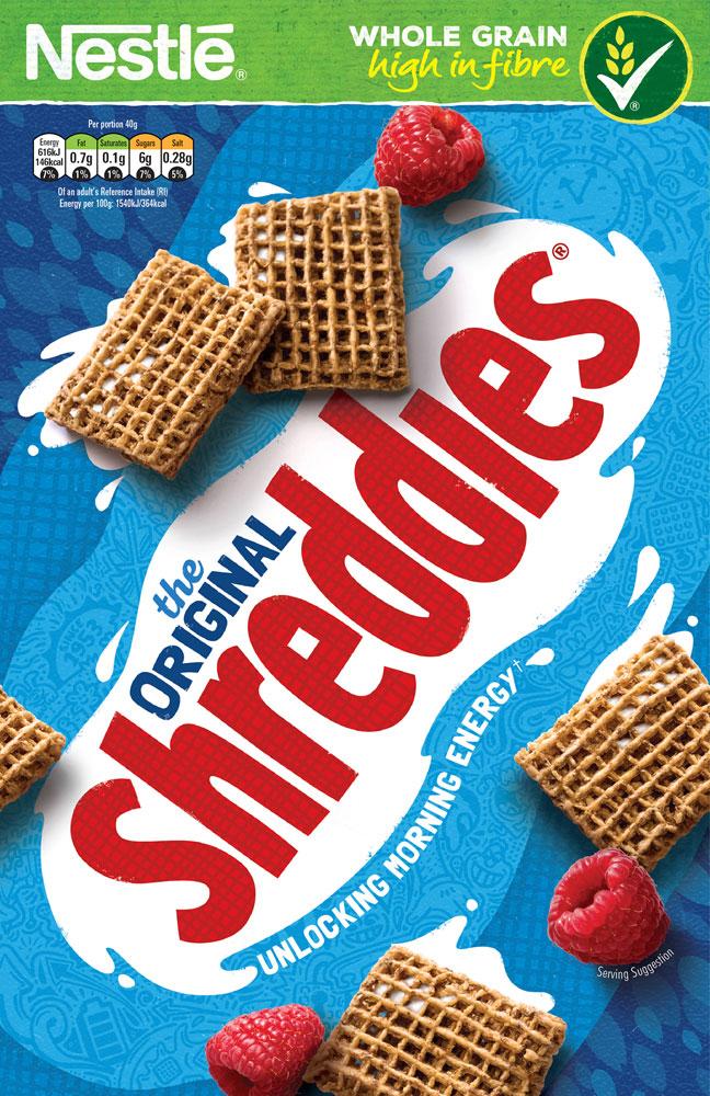 Nestle Shreddies (675g) £2 @ Sainsbury's