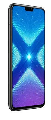 Honor 8X 6.5 inch 64GB 20MP Sim Free Unlocked Smartphone - Black (Opened Never Used) £123.34 @ techsave2006 Ebay
