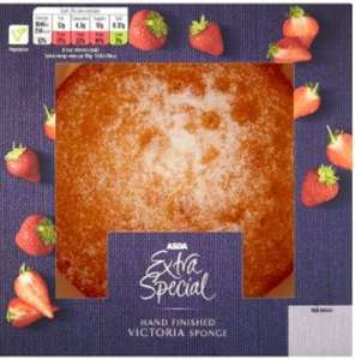 Asda Extra Special Cakes (7 Varieties) £1.75 at Asda