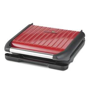 7 Portion George Foreman 25050 Seven Portion Grill, Red £30 @ Amazon