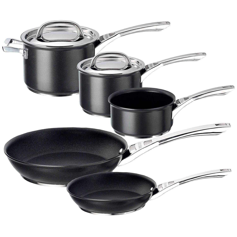 Circulon Infinite Hard Anodised Cookware Set, 5-Piece - Black £109.99 @ Amazon