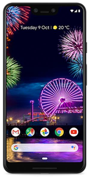 Google Pixel 3 XL 64GB Just Black - Refurbished Like New £449 giffgaff