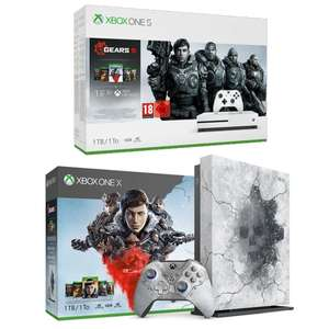 Trade ANY Xbox One Console For A 1TB Xbox One S Gears 5