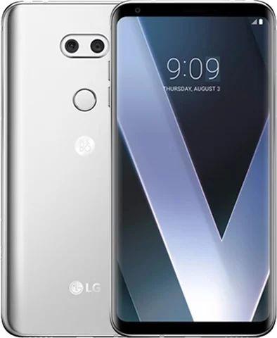 LG V30 Smartphone H930 64GB Cloud Silver, Unlocked B Condition £180 @ CEX