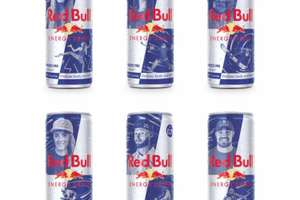 Free Limited-Edition Red Bull Athlete Can using code at Red Bull Shop