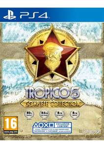 Tropico 5: Complete Collection (PS4) for £6.99 delivered @ Simply Games