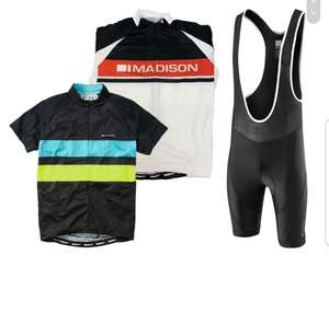 Madison Sportive Jersey & Bibshort Starter Pack Small & Medium £23.99 delivered @cyclestore 1%TCB