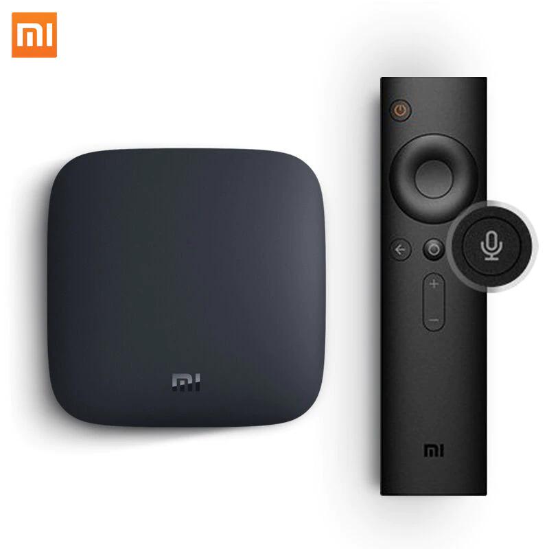 Box TV Xiaomi Mi Box 3 - RAM 2Go, 8Go £35.31 for new customers AliExpress Xiaomi MC Store