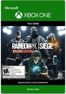 Tom Clancy's Rainbow 6 Siege: Deluxe Edition - Xbox One - Download Code £7.49 from Amazon