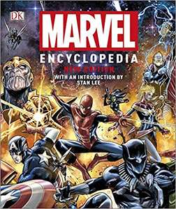 Marvel Encyclopedia By Stan Lee New Edition - £17.13 @ A Great Read