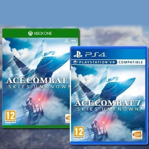 Ace Combat 7: Skies Unknown Deals ⇒ Cheap Price, Best Sales