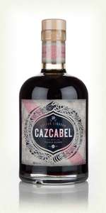 Cazcabel Coffee Liqueur with Tequila Blanco 50cl £14 in Sainsbury's