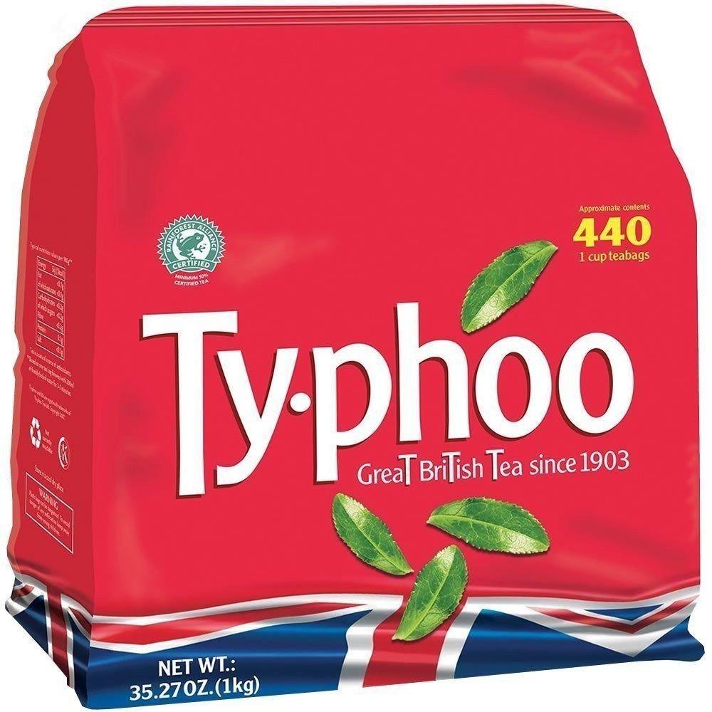 Typhoo Tea - 440 teabags £2.25 instore @ Asda Isle of Dogs