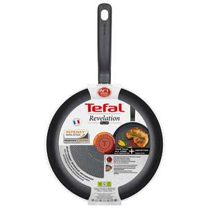 Up to half price on tefal pans in Sainsbury's